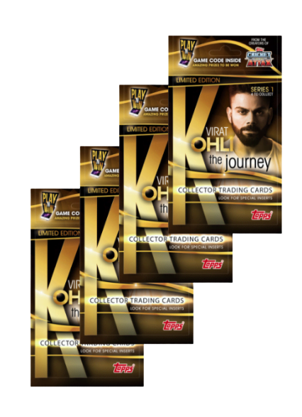 Journey cards (All 4 Series)