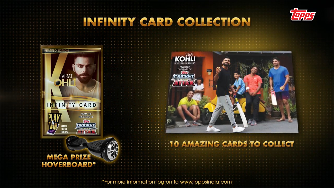 INFINITY CARDS Video